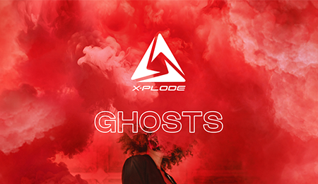 X-PLODE: GHOSTS